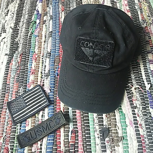 condor Other - Condor Tactical Hat with two patches 4422d26980e